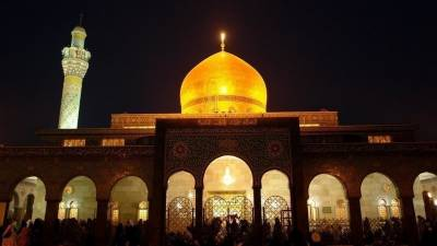 Over 1,000 Iranian Military Guards killed in Syria defending shrine of Hazrat Zainab R.A