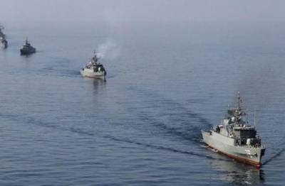 Pakistan Navy Warships participate in multinational exercise