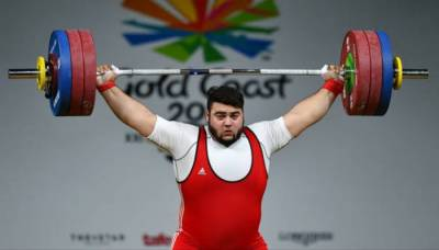 Pakistan's Nooh Dastagir Butt wins medal at Commonwealth Games