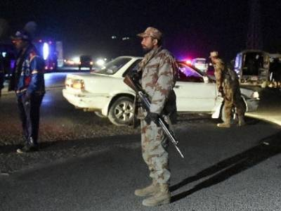 Quetta suicide blast: Five FC soldiers hit