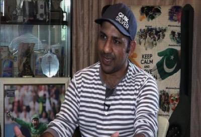 Sarfaraz takes a dig at Indian media over 'Mauka Mauka' episode