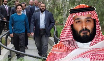 Saudi crown prince begins European tour