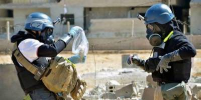 UN chief 'alarmed' by reports of chemical use against Syrians
