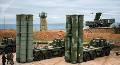 (VIDEO): Russia shows the S400 missile defence system military might