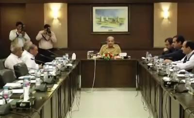 CM Shahbaz Sharif convinces MPAs from South Punjab