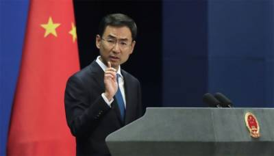 In a first, China takes a hard stance against US over Syria attack