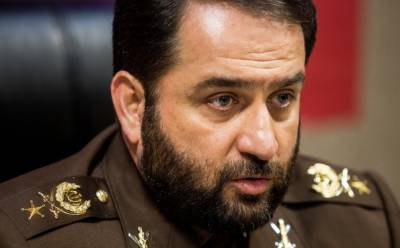 Iranian Military commander responds to news of Israeli Military jets in country's airspace
