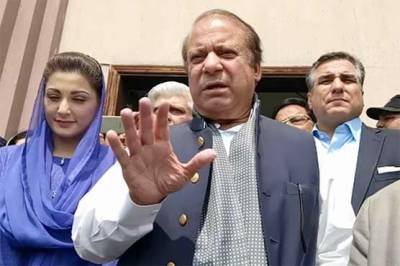 Nawaz Sharif responds to the issue of defections in party