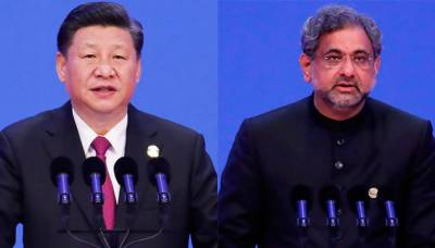 President Xi JinPing meets Pakistani PM, assures timely completion of CPEC