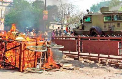 Recent violence, Riots in India that targeted Muslim mosques was organised by BJP hooligans: Indian Report