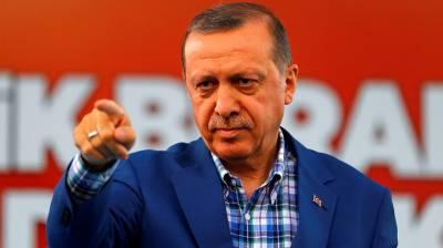 Turkey will decides its fate itself, Erdogan tells US