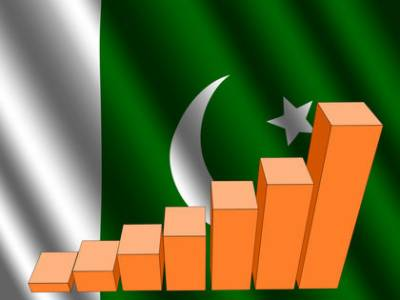 What is the per capita income of Pakistanis in 2018?
