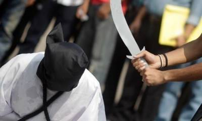 66 Pakistanis executed in Saudi Arabia, 2,937 in Saudi Jails