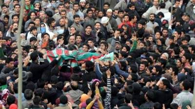 7 martyred, over 100 injured by Indian Forces with pellets and bullets in Occupied Kashmir