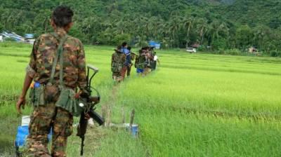 7 Myanmar soldiers sentenced to 10 years for Rohingya massacre