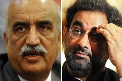 Four names under consideration for caretaker PM slot