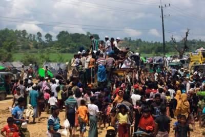 Myanmar minister to visit Rohingya camps as Bangladesh seeks refugees' return