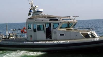 PMSA arrests 5 Indian fishermen