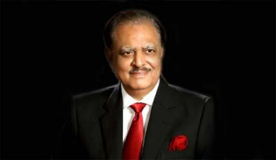 President Mamnoon Hussain has the 'Trump Card' for 2018