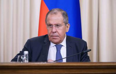 Russia's Lavrov accepts invitation to visit North Korea