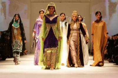 Saudi Arabia holds first ever Arab Fashion Week