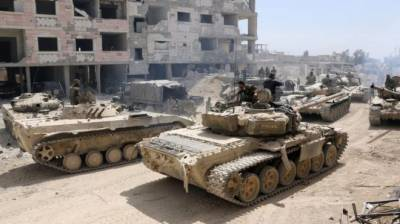 Syria 'chemical attack': Russia warns US against military action