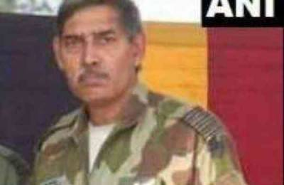 Top Indian Military officer charged over spying for Pakistan