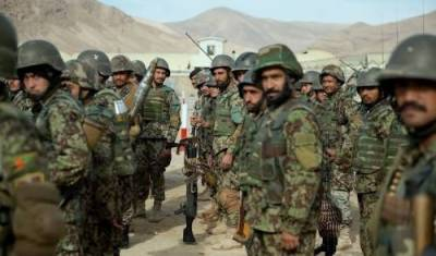 23 Afghan Military soldiers killed,wounded in Taliban attack