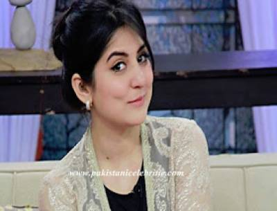 Actress Sanam Baloch responds to news of being divorced