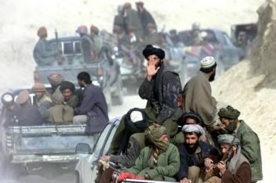 Afghan Taliban advance towards Kabul, 95 miles away