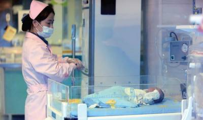 Baby born in China four years after death of parents in a car crash