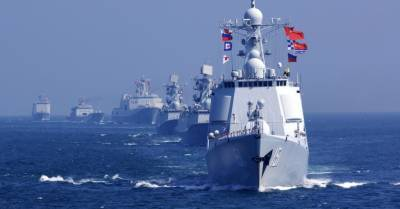 Chinese Military held its largest ever maritime war games in South China Sea