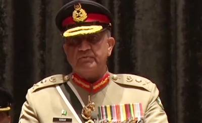 COAS General Bajwa leaves a strong message for both internal and external enemies