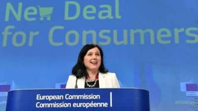 EU unveils consumer protections, with tougher fines for companies that cheat