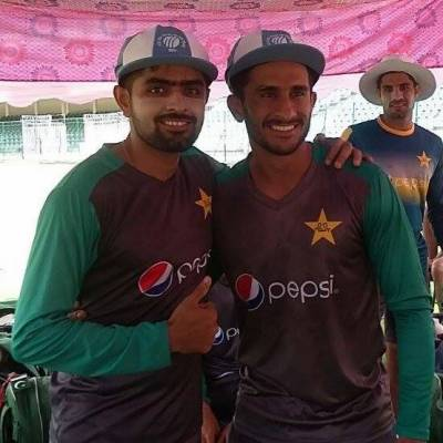 ICC ODI Team of Year caps presented to Babar Azam, Hasan Ali