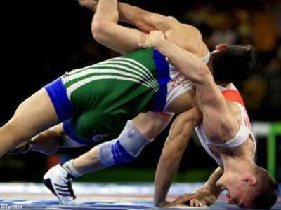 Pakistan's wrestler Mohammad Bilal wins medal at Commonwealth Games