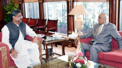 Prime Minister, NA opposition leader discuss appointment of caretaker PM