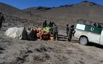 Terror bid foiled near Pak-Afghan border