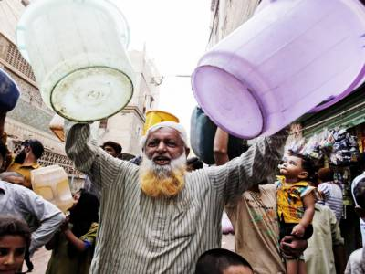 Water supply in Karachi suspended due to loadshedding