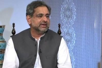 Abbasi hopes for consensus on caretaker PM