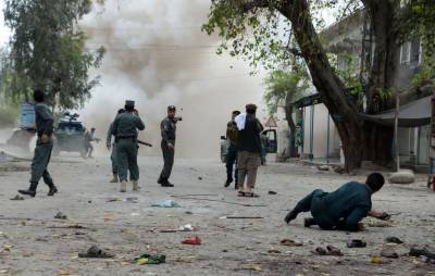 Afghan civilian deaths and injuries from suicide attacks double