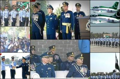China's Air Force Chief statement may not go well with India already obsessed with two front war against Pak China