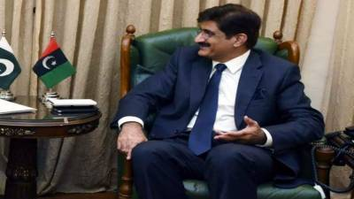 CM Sindh, Turkish envoy discuss bilateral ties
