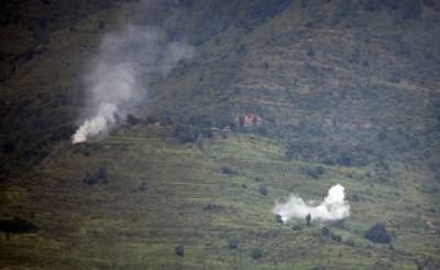 Indian Forces unprovoked fire at LoC martyrs girl, critically injures boy