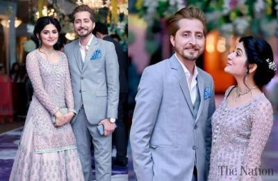 Is top actress Sanam Baloch finally divorced?