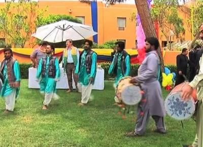 Jashn e Baharan festival held in Quetta