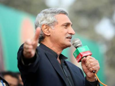 PTI Jehangir Tareen's response to the disqualification verdict is surprising