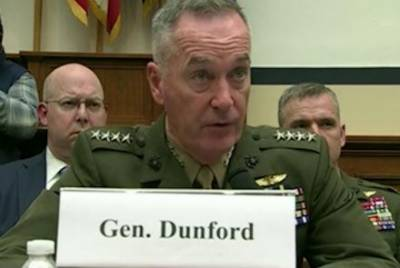 Three reasons why Afghan Forces are losing in Afghanistan, reveals top US General