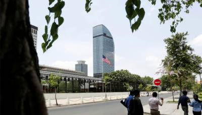 US Embassy 32 people fired over pornographic scandal
