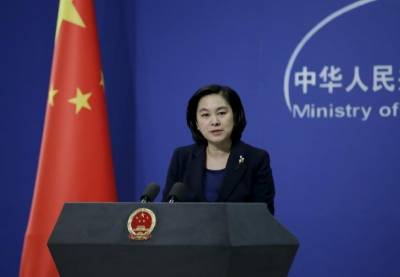China responds to the western missile strike over Syria